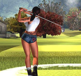 Daisy Duke Golf